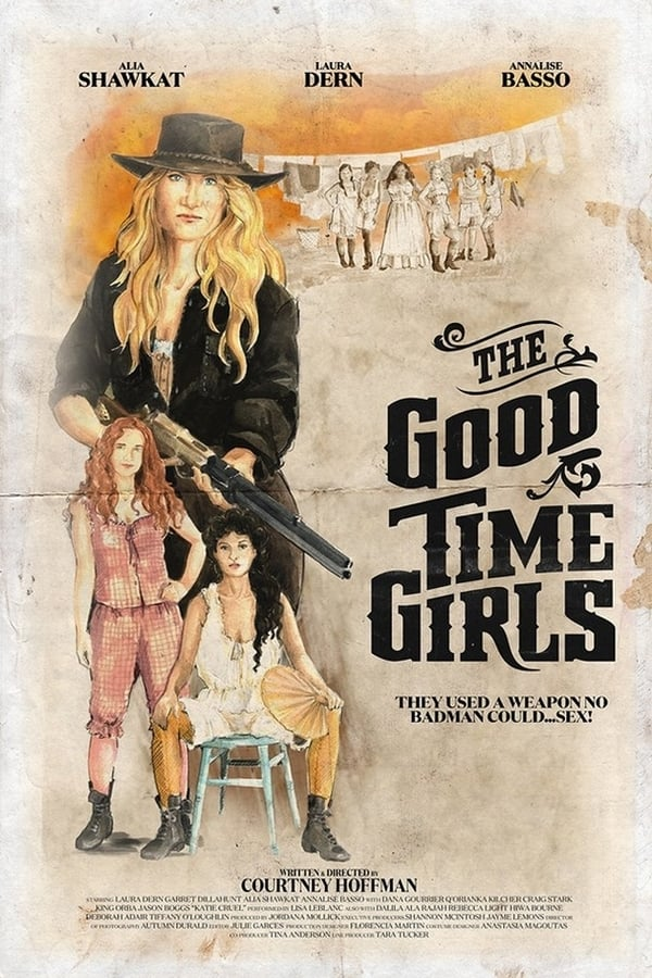 The Good Time Girls poster